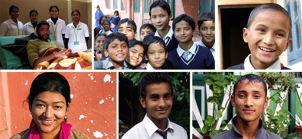 The Sarva Education Fund has provided support to over 200 students, giving some £73,000 in scholarships